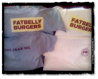 fatbelly t-shirts